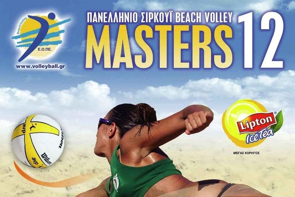 Το ευχάριστο πρόβλημα του «Aegina Masters 2012»