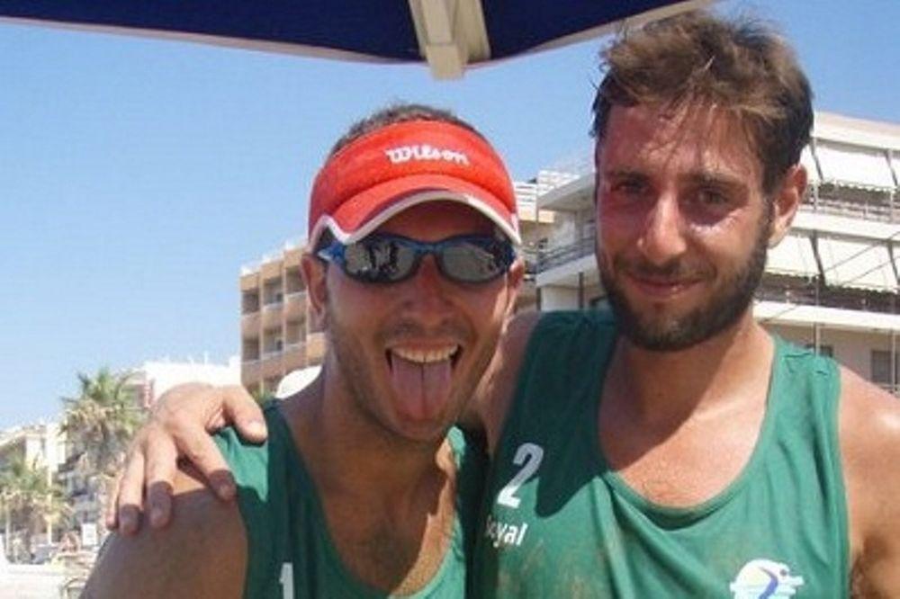 Την έκπληξη Μαμάης / Ποθητάκης στο «Aegina Masters 2012»