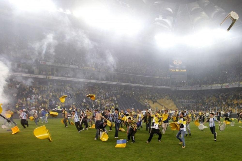 Κανονικά στο Champions League η Φενέρμπαχτσε