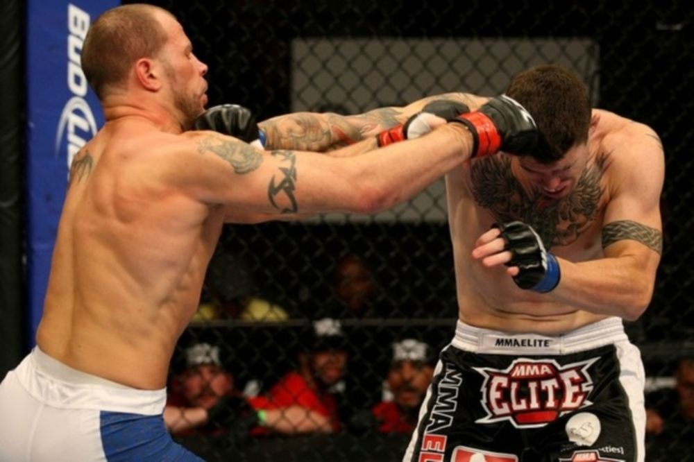 Το UFC είναι κυριολεκτικά… παντού