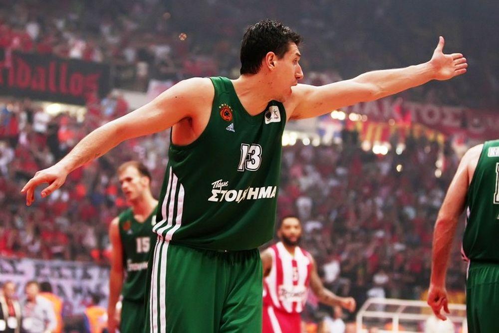 Διαμαντίδης: «Όσοι έρθουν θα μάθουν πρωταθλητισμό»