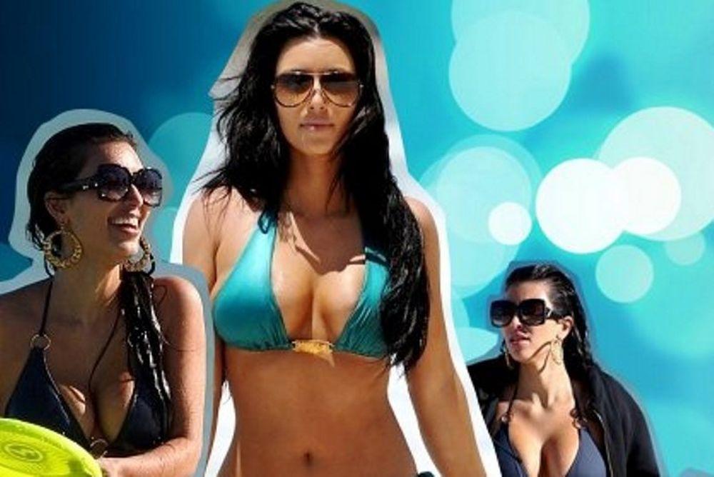 Οι πιο hot bikini εμφανίσεις της Kim Kardashian!