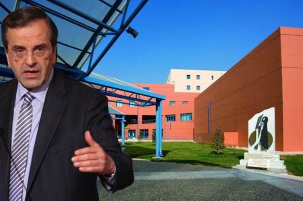 Απαγορεύουν οι γιατροί στον πρωθυπουργό να ταξιδέψει στις Βρυξέλλες