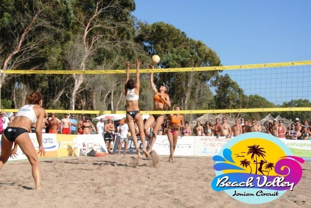 Σε Βόνιτσα και Πρέβεζα 10-15 Ιουλίου το Ionian Beach Volley 2012