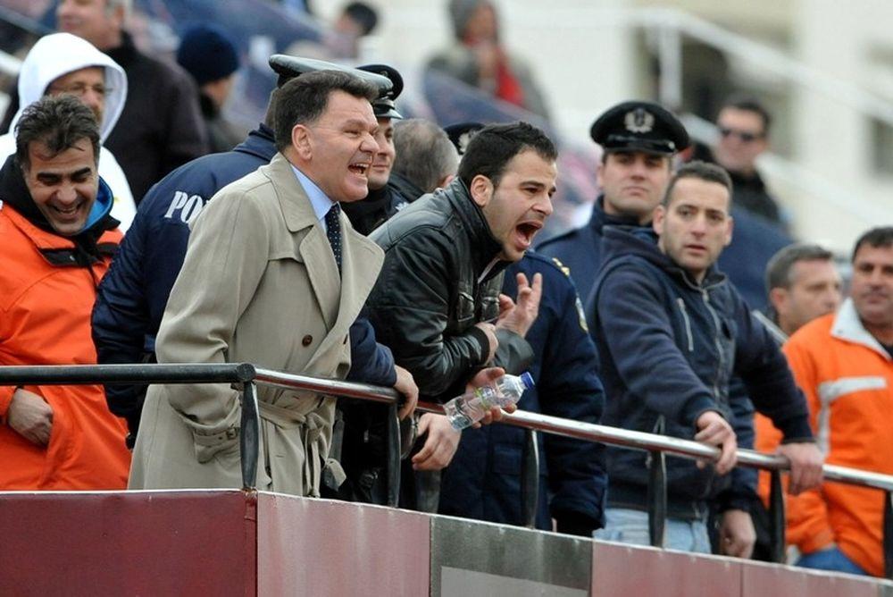 Κούγιας: «Τα ΜΑΤ χτυπούσαν τους παίκτες μας»