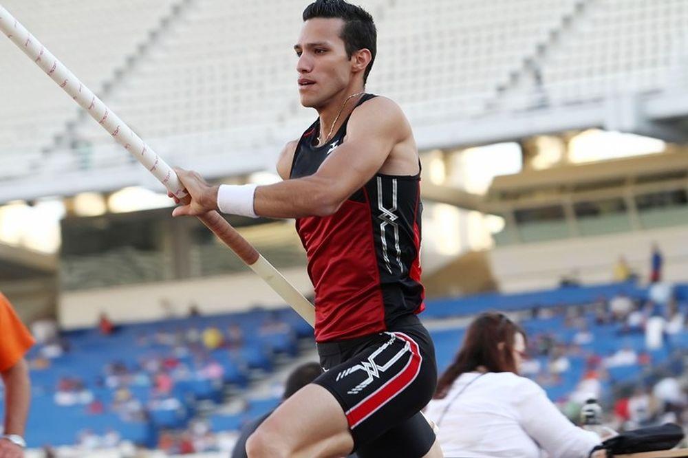 Ο Φιλιππίδης πέρασε τα 5.40μ. στην Κολωνία