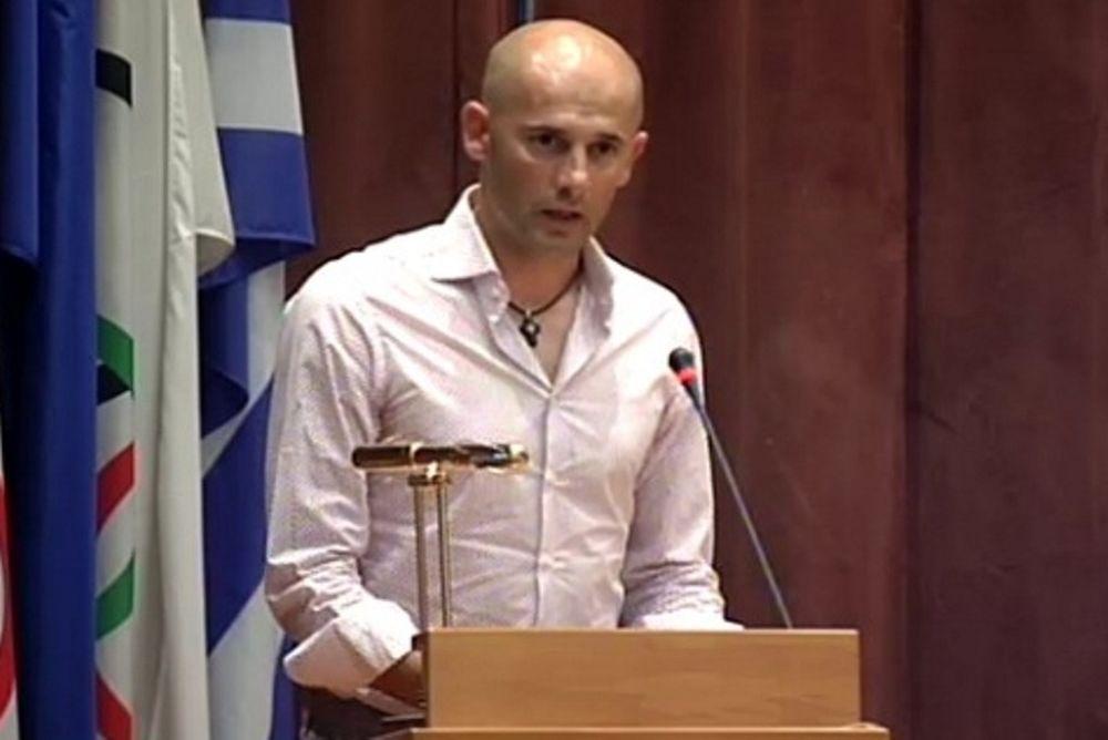 Τζόρτζεβιτς: «Σπάνιος άνθρωπος ο Νικοπολίδης»