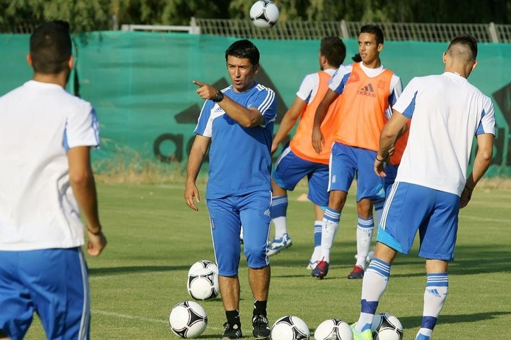 Ξεκίνησε η προετοιμασία της Εθνικής Νέων για το Euro U19