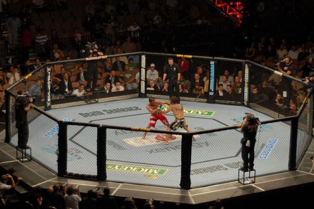 Επιμένουν για «Ολυμπιακούς Αγώνες» στο UFC