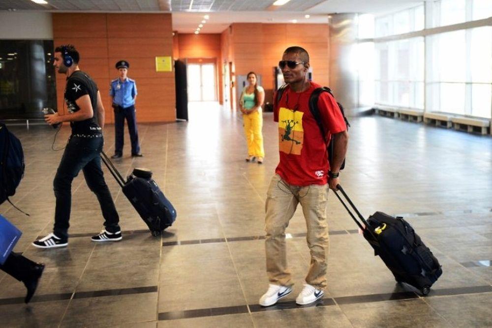 Ετοιμάζει βαλίτσες για Βραζιλία ο Μαλουντά