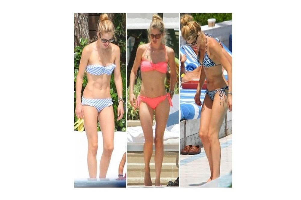 H sexy mama Dutzen Kroes με bikini σε μίνι διακοπές!