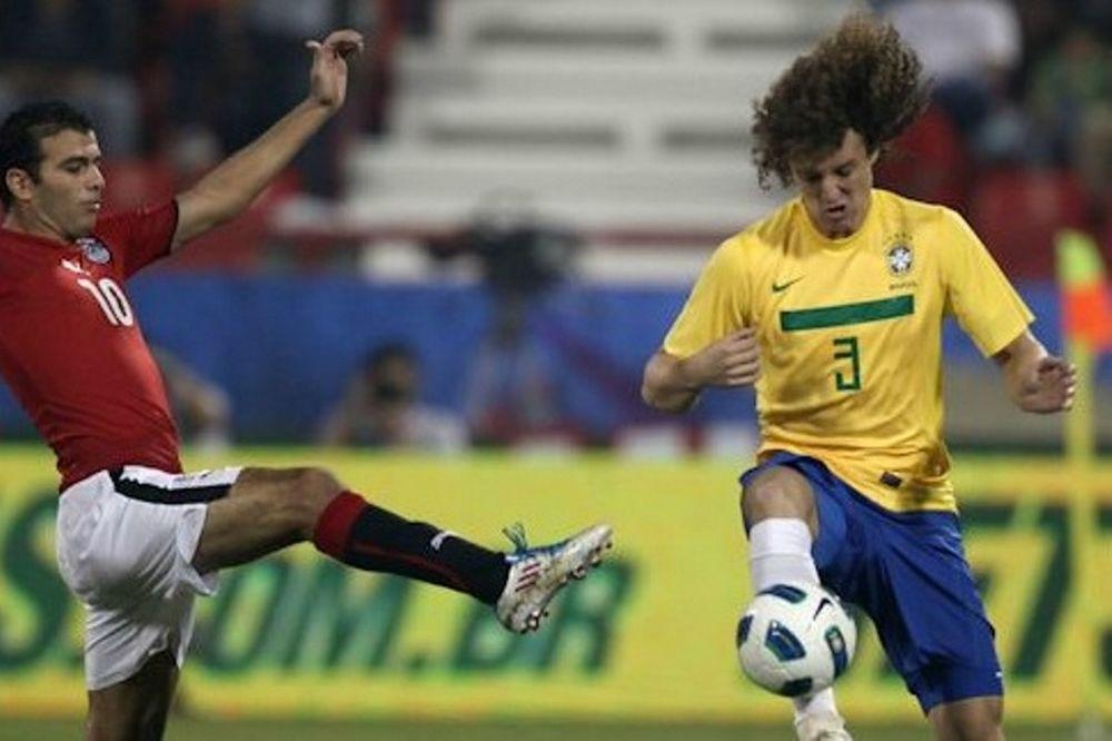 Στην ολυμπιακή ομάδα της Βραζιλίας ο Νταβίντ Λουίζ!
