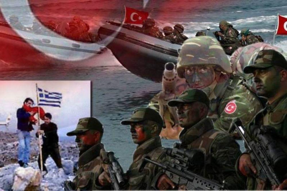 Γιατί σκοτώθηκαν όλοι οι Τούρκοι που ανέβηκαν στα Ίμια