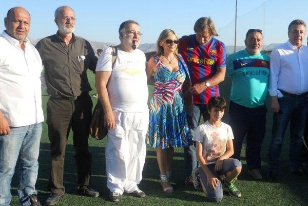Επιτυχημένες οι εκδηλώσεις της Μπαρτσελόνα Μονοφατσίου (photos)