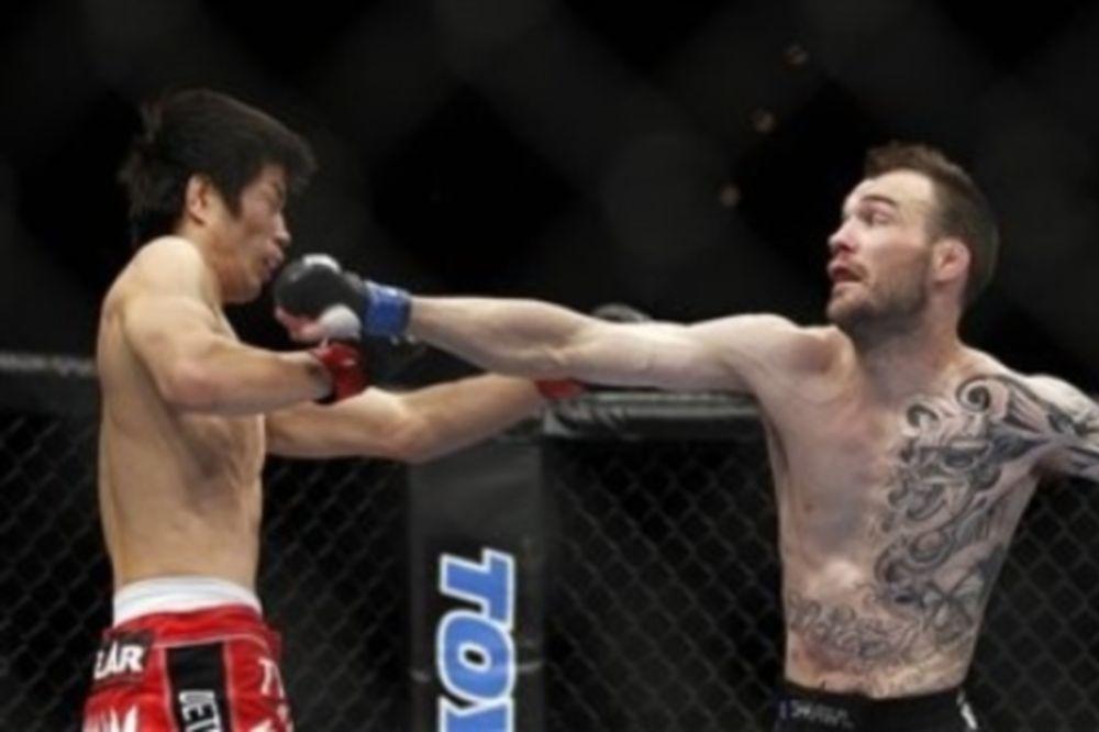 Εκτός UFC 149 και ο George Roop