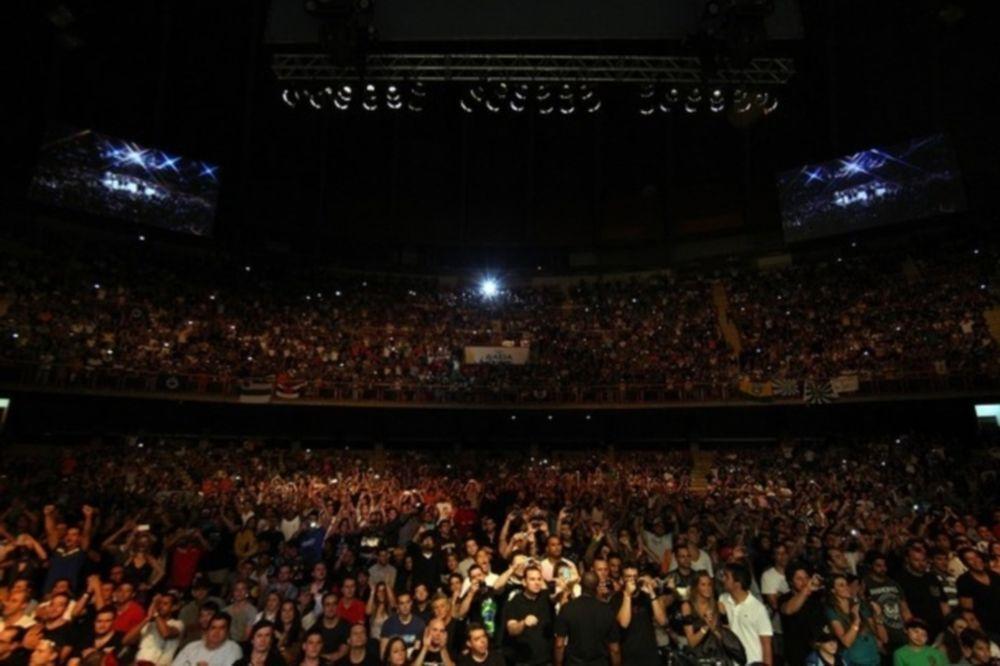 Ρεκόρ προσέλευσης στο UFC 147