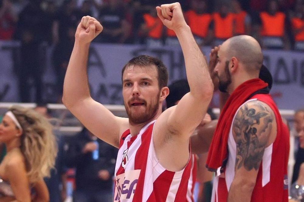 «Μένει ο Γκετσεβίτσιους στον Ολυμπιακό»
