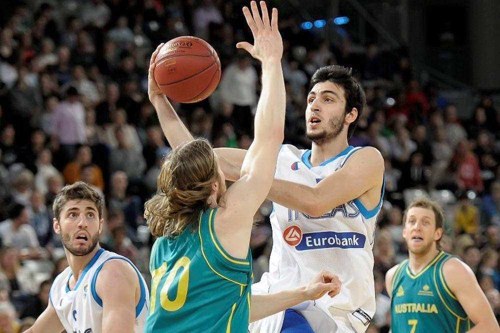 Νέα ήττα από την Αυστραλία για την Ελλάδα