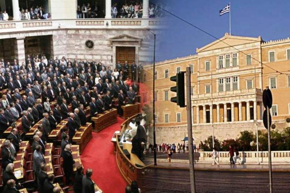 Σήμερα (28/6) η ορκωμοσία της νέας Βουλής