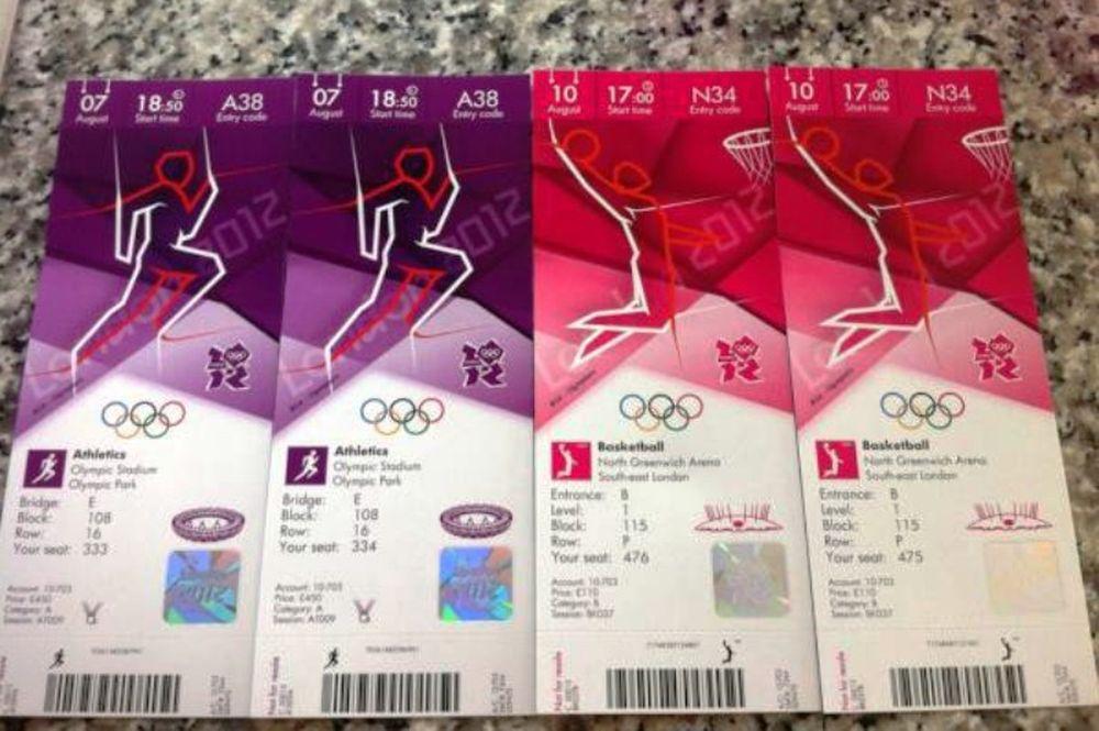 Λονδίνο 2012: Αδιάθετα 2 εκατ. εισιτήρια