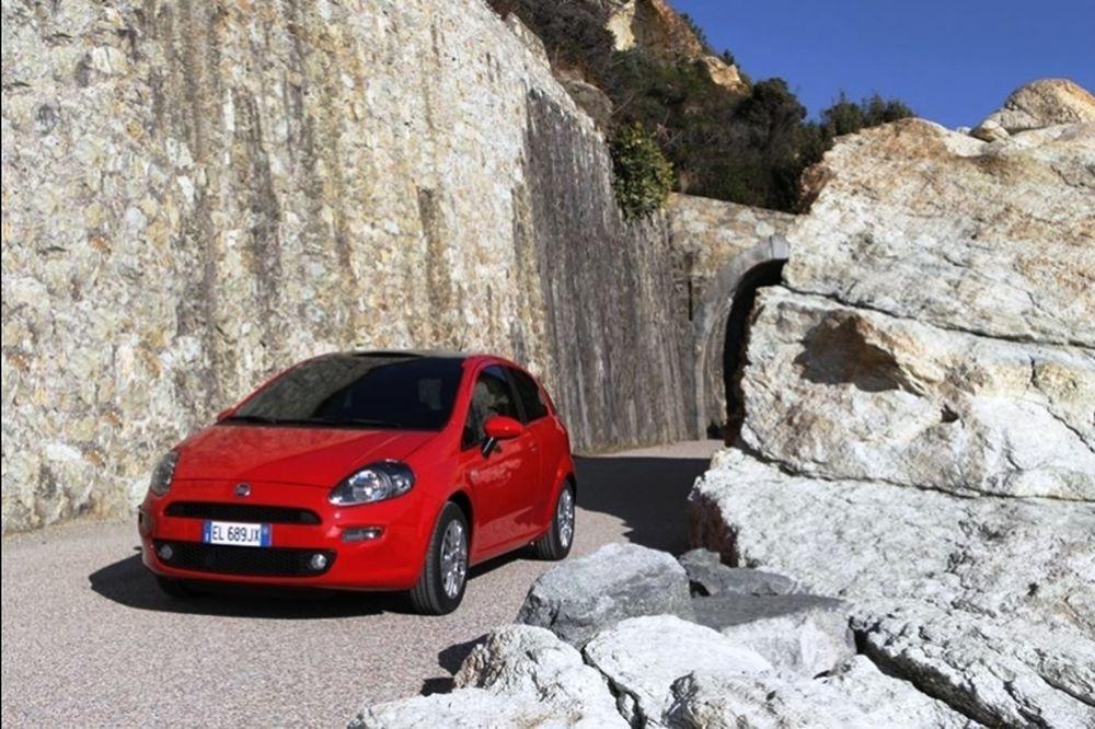 Fiat Punto και με Twinair