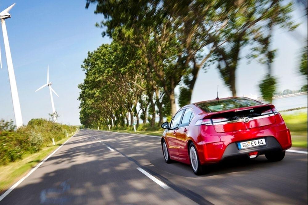 Το Opel Ampera best seller στην Ευρώπη