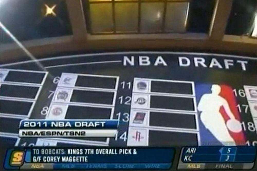 Το NBA draft του 2011 (video)