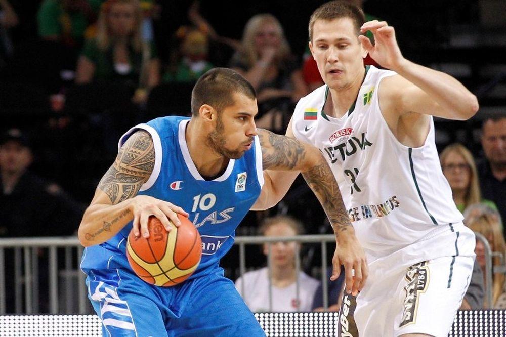 Βλέπουν Ελλάδα στους Ολυμπιακούς οι Λιθουανοί!
