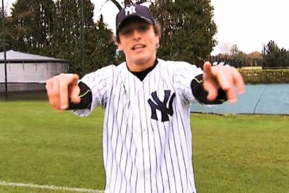 Ο Νταβίντ Λουίζ στους Yankees! (video)