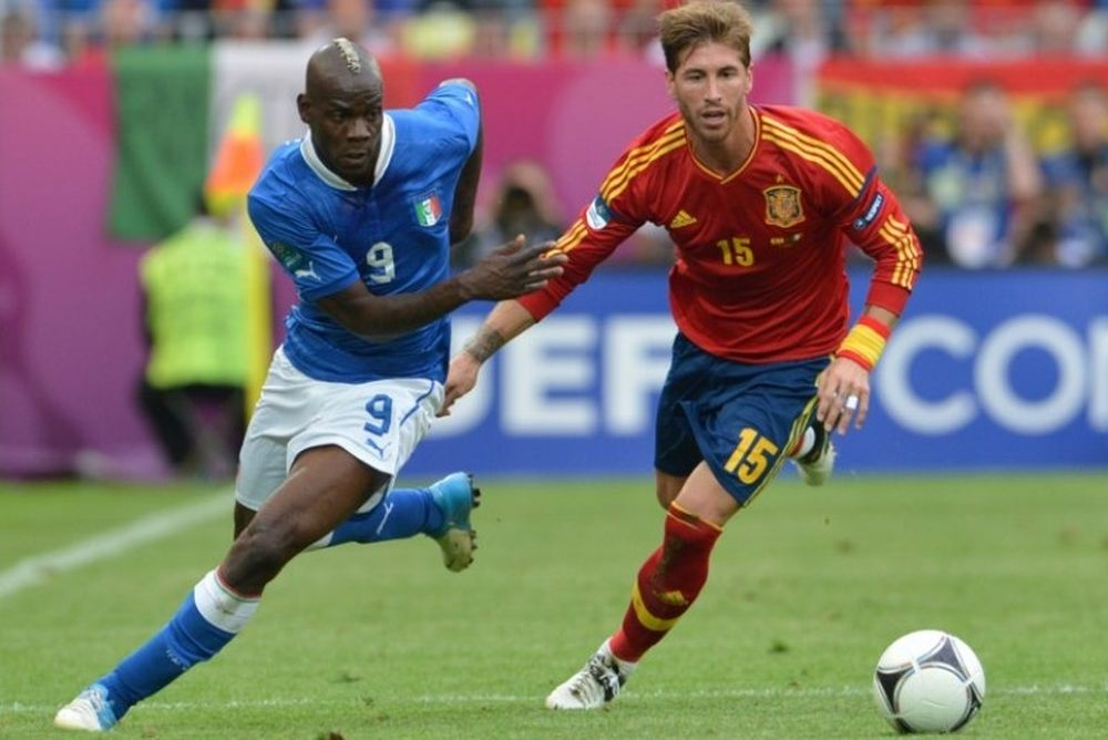 Ο τελικός του EURO 2012 στην ΕΡΤ