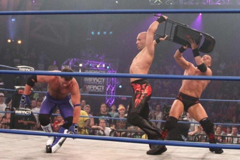 Νέοι πρωταθλητές Tag Team στο Impact Wrestling
