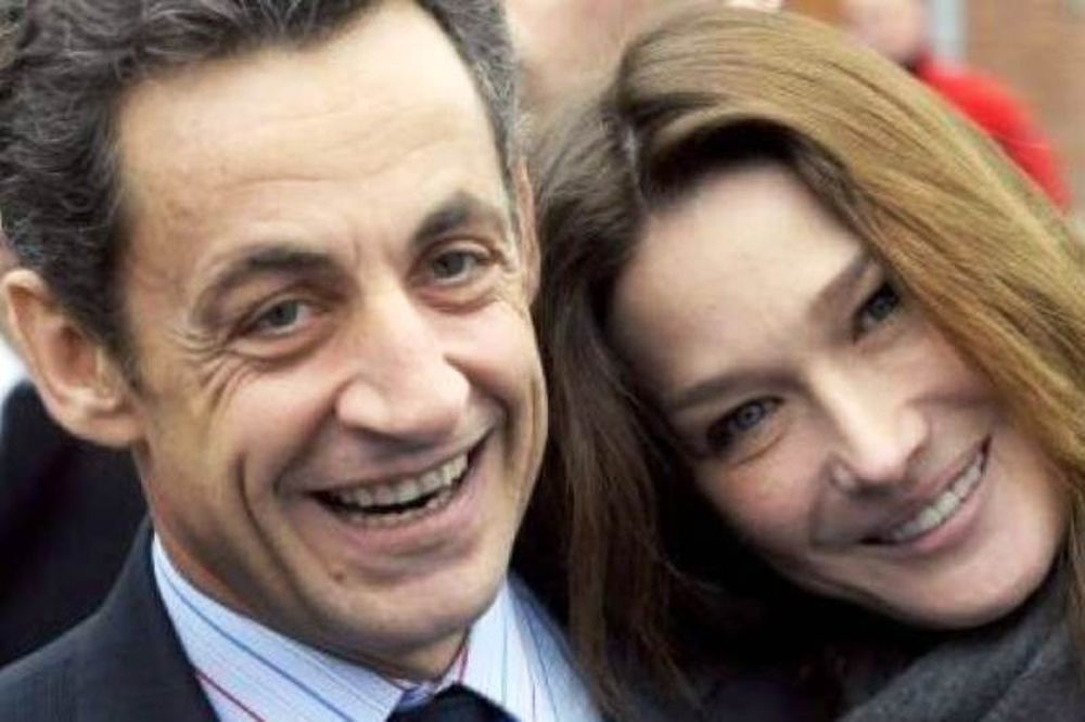 Carla Bruni: Δεύτερο παιδί με το Nicolas Sarkozy;