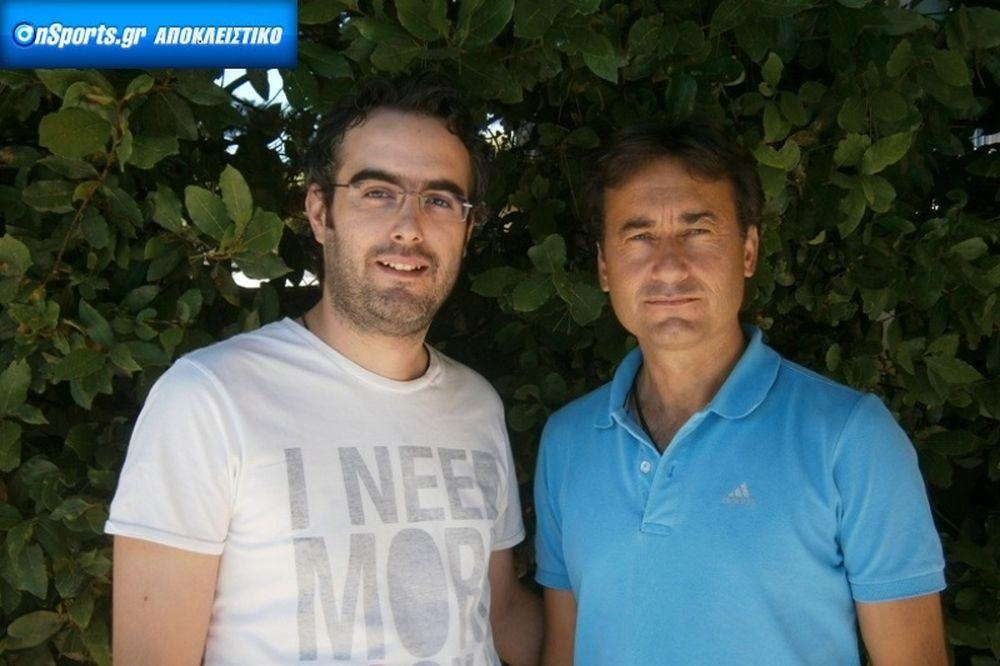 Χατζηνικολάου στο Onsports: «Θαύμα και ευλογία Θεού ο Πλατανιάς»
