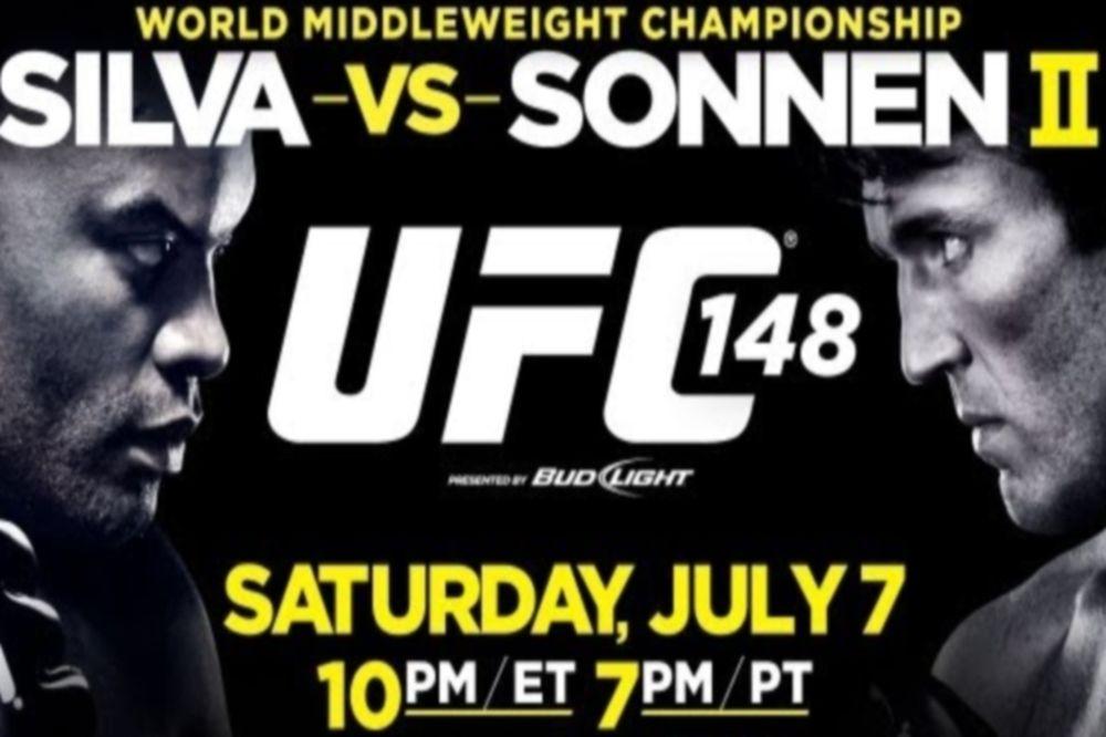 Το πρώτο Primetime του UFC 148