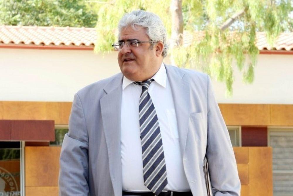 ΟΦΗ: Παραίτηση Μανταδάκη με αιχμές