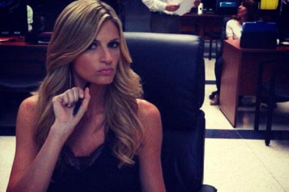 Από το ESPN στο Fox η Έριν Άντριους (video+photos)