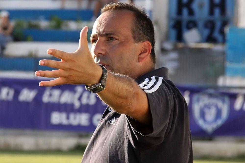 Αμανατίδης: «Μόνο αν η Νίκη κάνει αυτό που ξέρει»