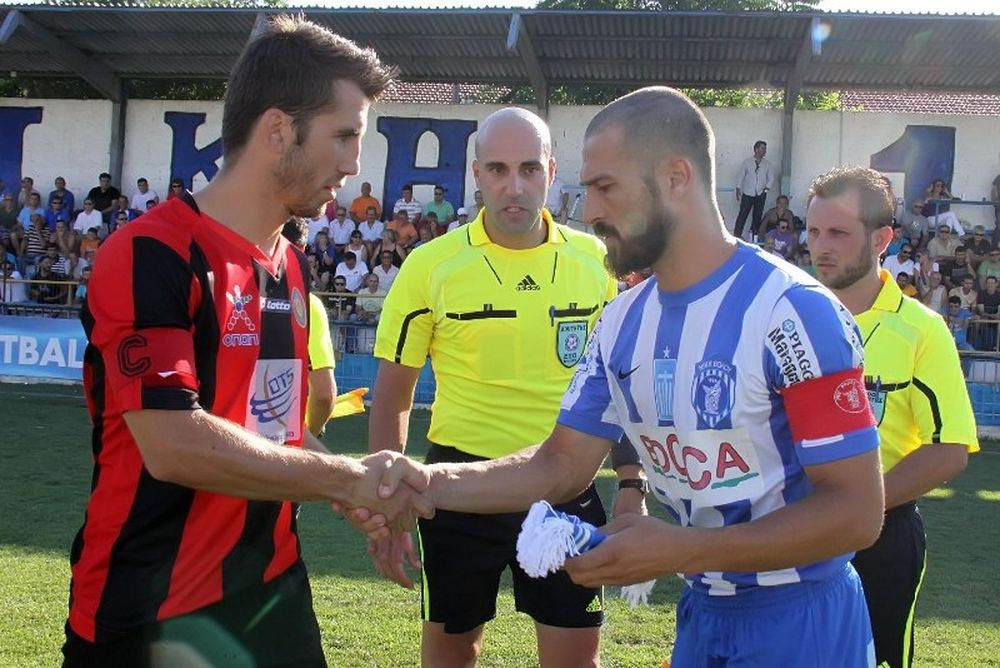 Football League 2: Οι διαιτητές της 5ης ημέρας