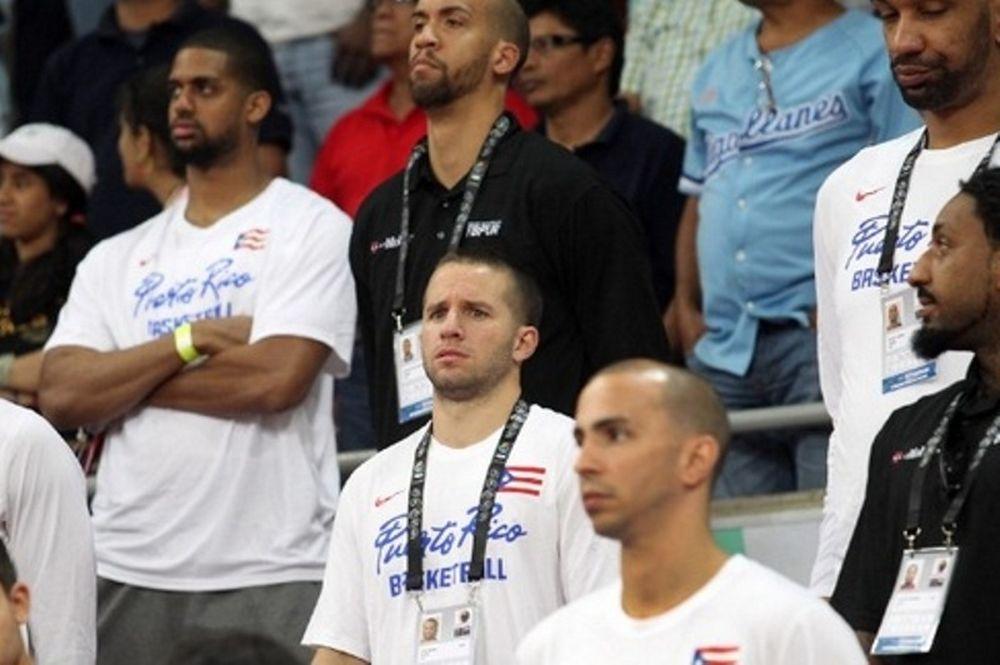 «Κατασκοπεία» Πουέρτο Ρίκο σε Εθνική