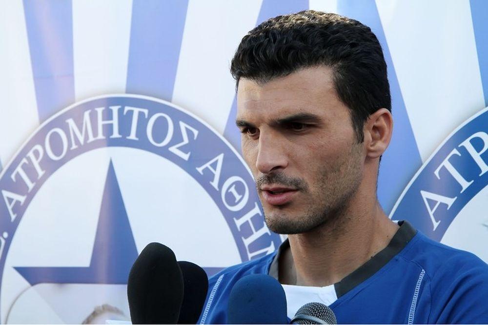Λαζαρίδης: «Στόχος το Europa League»