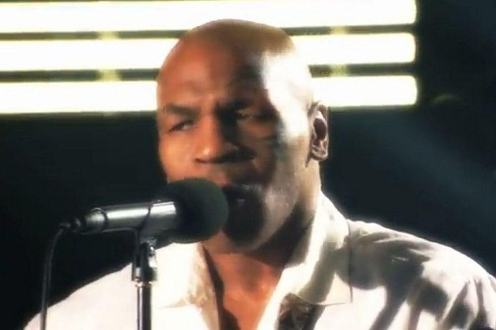 Το τραγούδι του Τάισον για τον Λεμπρόν! (video)