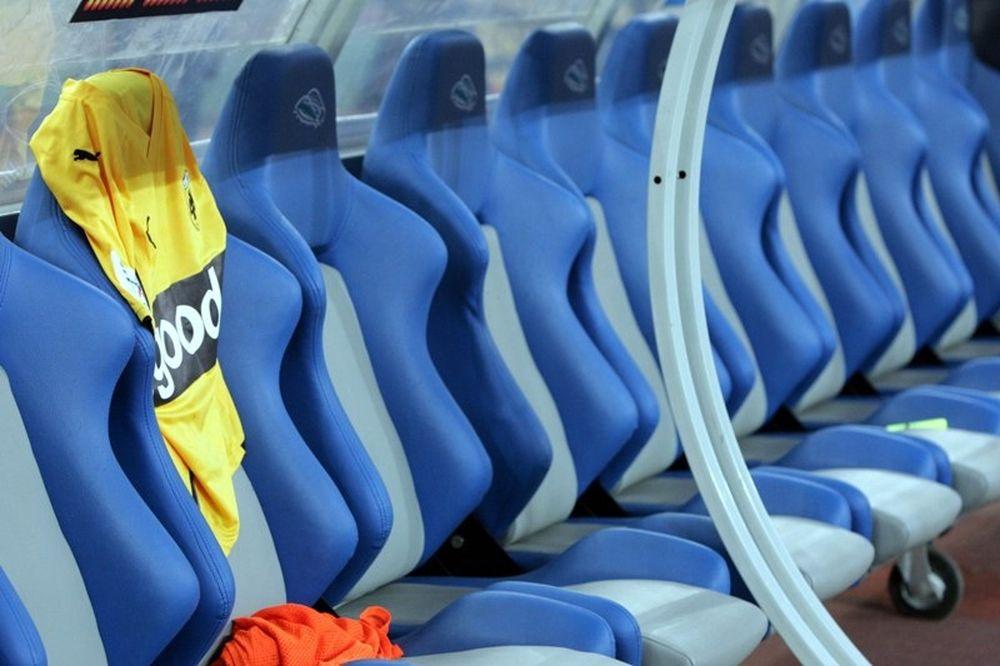Η…pole position και οι ελληνικοί πάγκοι της Super League