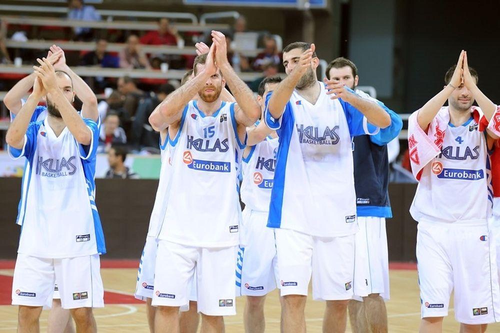 «Τελικός» με Πουέρτο Ρίκο για την Εθνική Ελλάδας