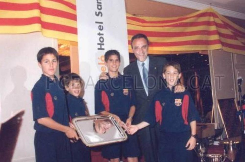 Ο πιτσιρικάς Άλμπα της Μπαρτσελόνα (photos)