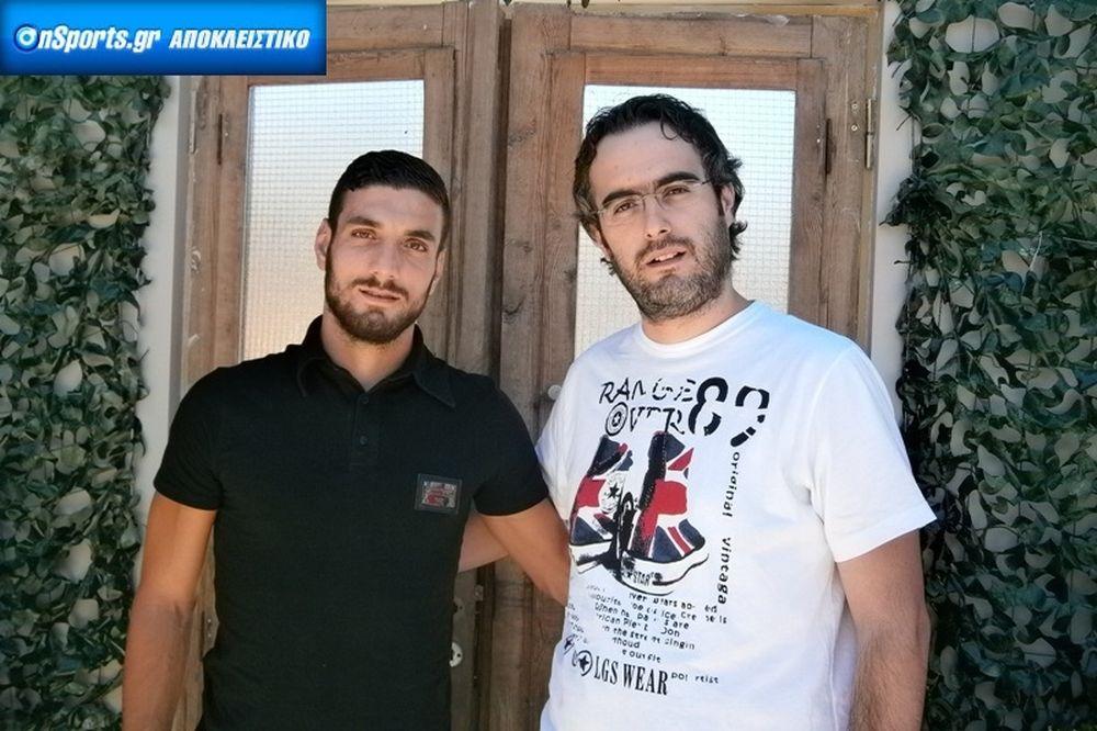 Αραβίδης στο Onsports: «Είμαι δεμένος με τον Πανιώνιο»
