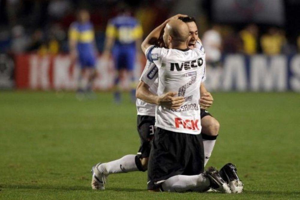 Στην Κορίνθιανς το Copa Libertadores! (video+photos)
