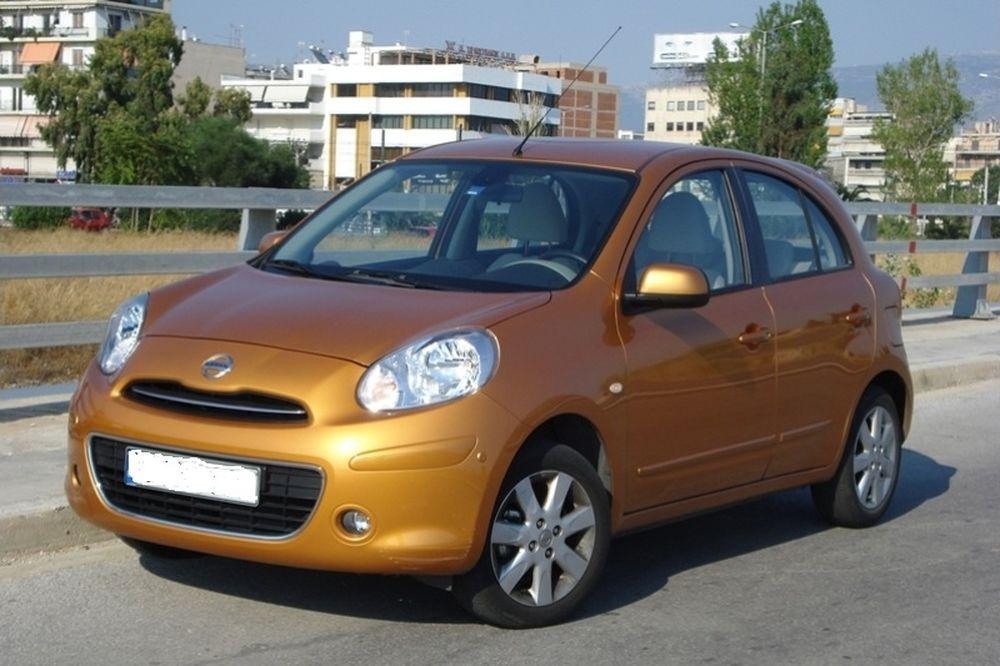 Nissan Micra (photos)