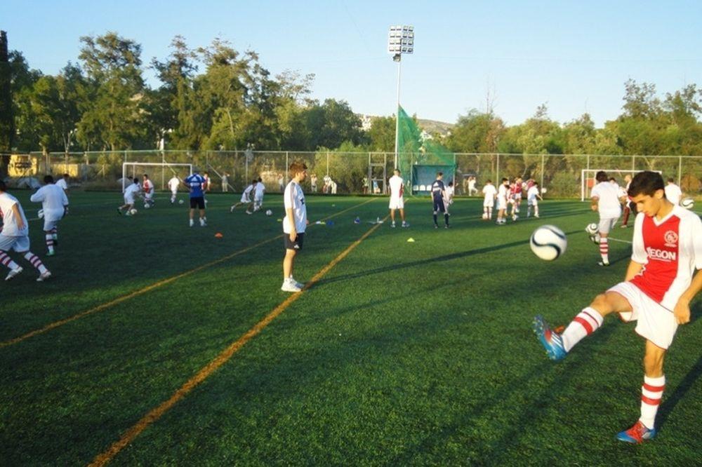 Νέες εγγραφές για το Ajax Camp Hellas!