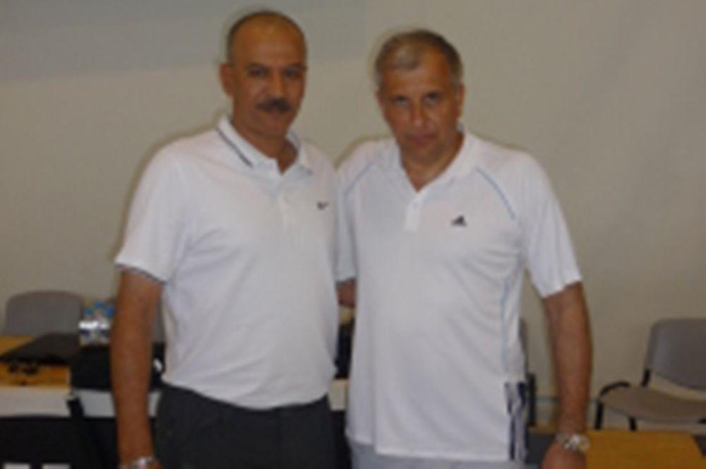 Ίνγκρις: «Εξαιρετικοί οι Έλληνες προπονητές»