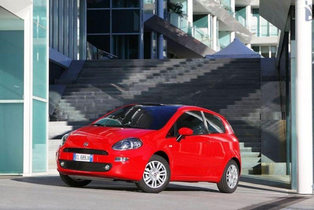 Το Fiat Punto με ακόμα πιο «πράσινη» διάθεση (photos)